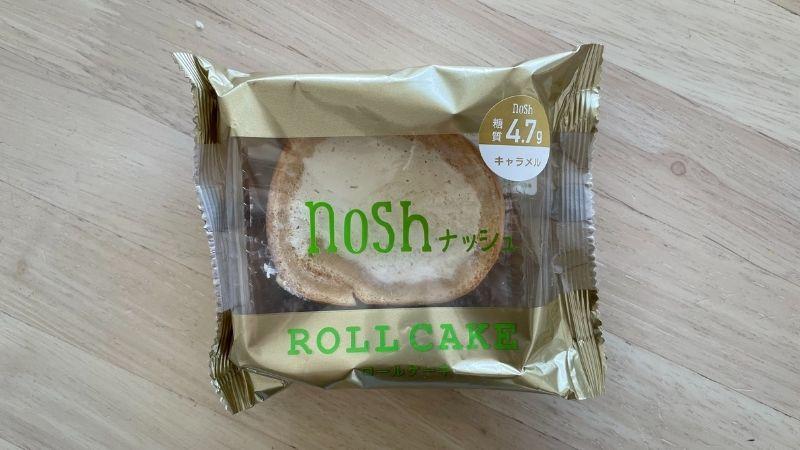 ナッシュ口コミ(ロールケーキ1)