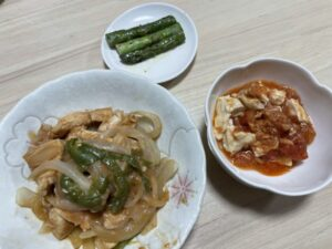晩御飯の画像